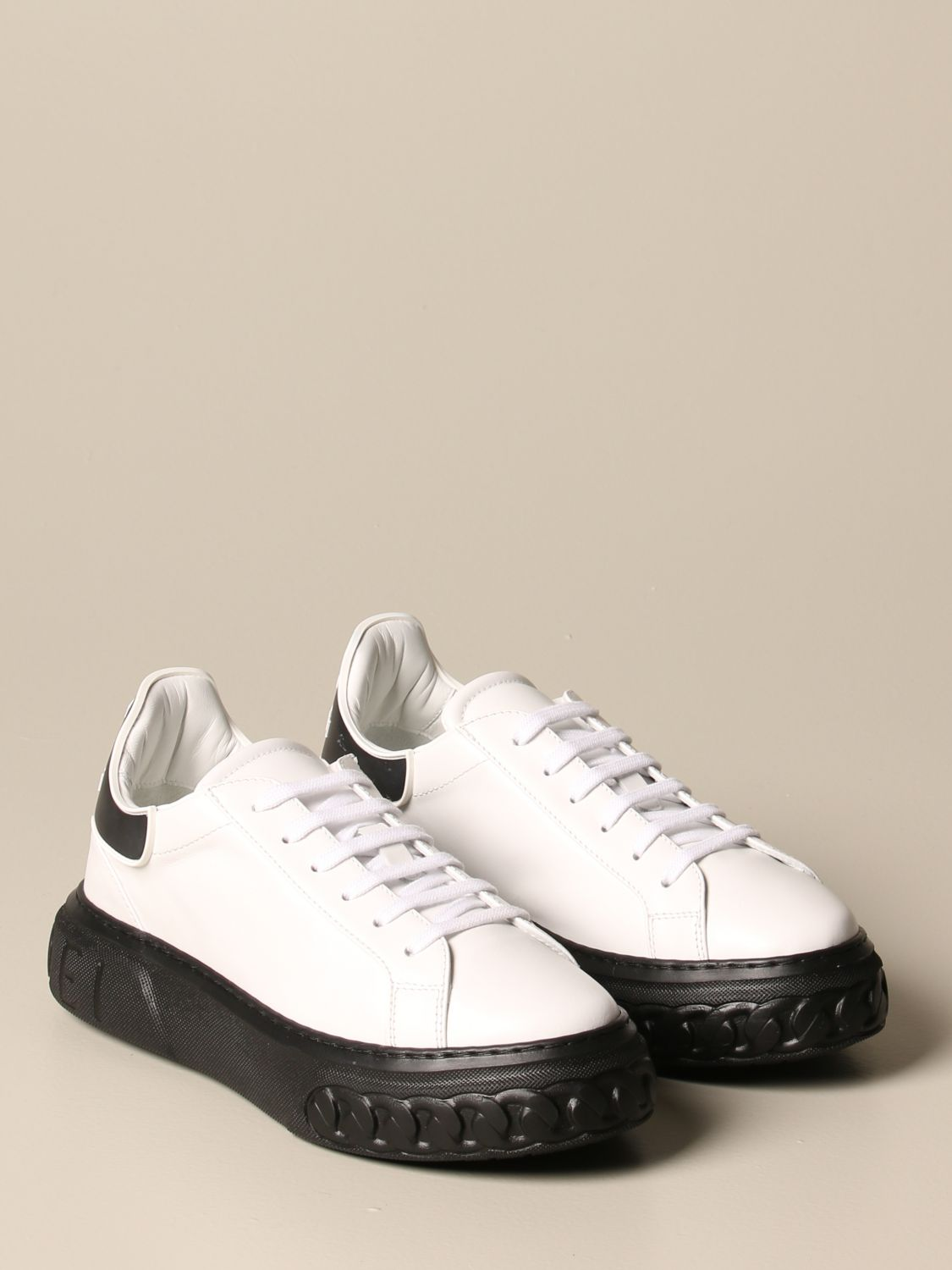 Sneakers Casadei: Shoes women Casadei white 2