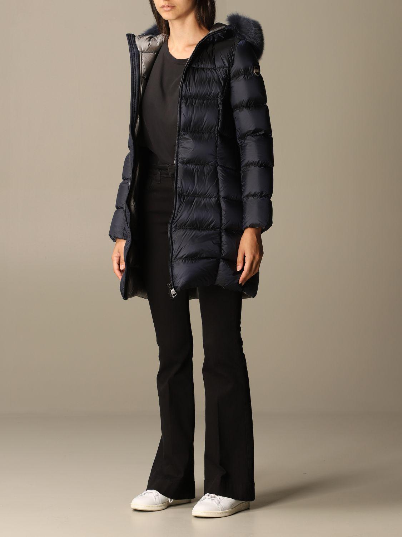 Jacket Colmar: Jacket women Colmar navy 3