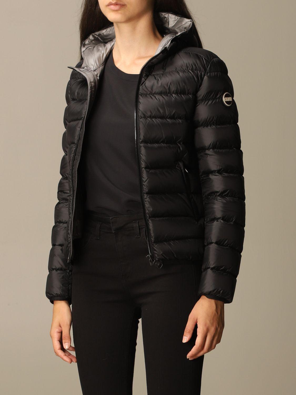 Jacket Colmar: Jacket women Colmar black 3