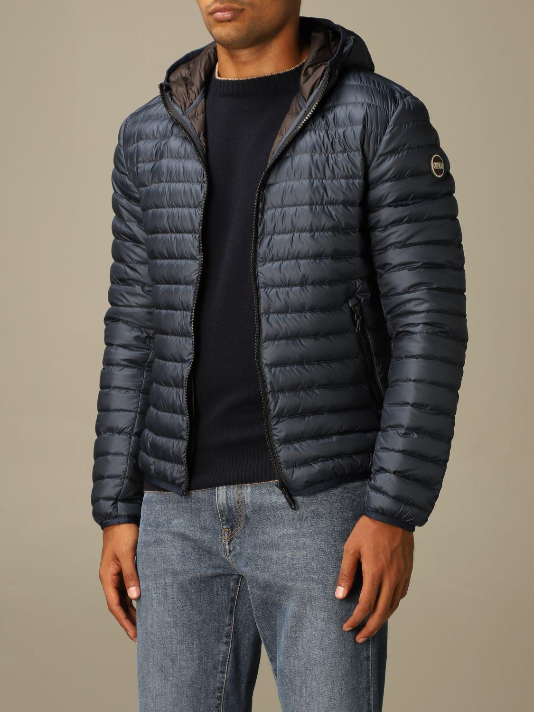 Jacket Colmar: Jacket men Colmar navy 3