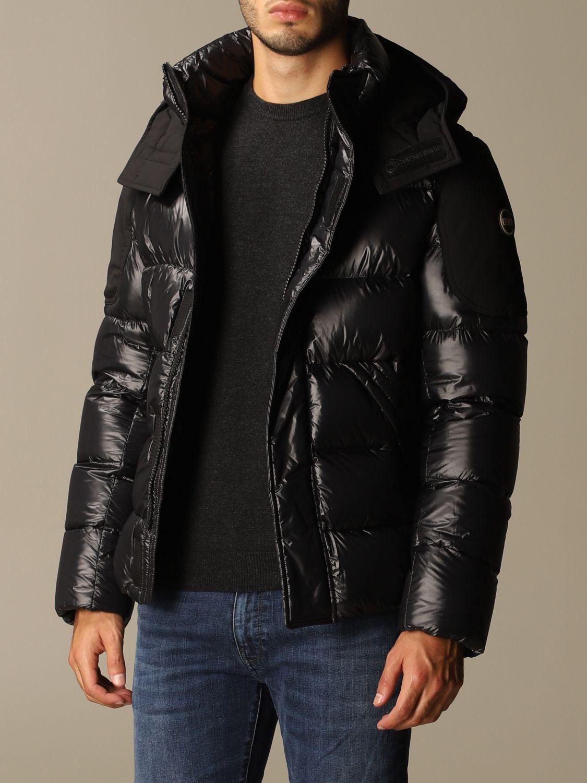 Jacket Colmar: Jacket men Colmar black 3
