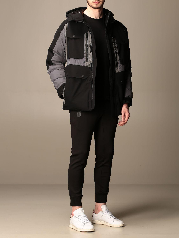 Куртка Colmar X White Mountaineering: Куртка Мужское Colmar X White Mountaineering черный 2