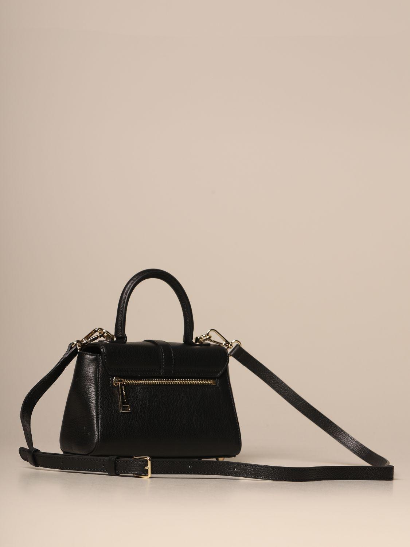 Mini- Tasche Lancaster Paris: Schultertasche damen Lancaster Paris schwarz 2