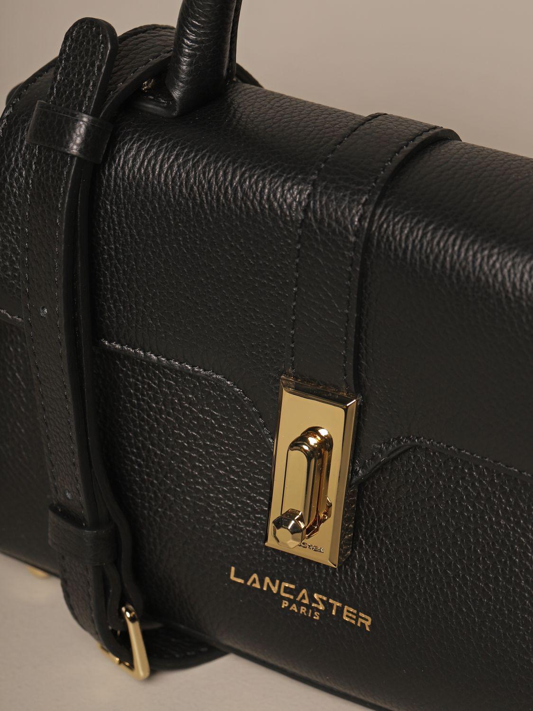 Mini- Tasche Lancaster Paris: Schultertasche damen Lancaster Paris schwarz 3