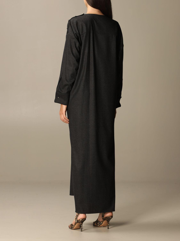 Dress Max Mara: Dress women Max Mara charcoal 2