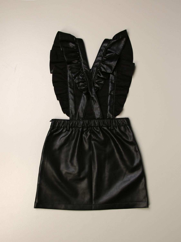 Dress Philosophy Di Lorenzo Serafini: Dress kids Philosophy Di Lorenzo Serafini black 2