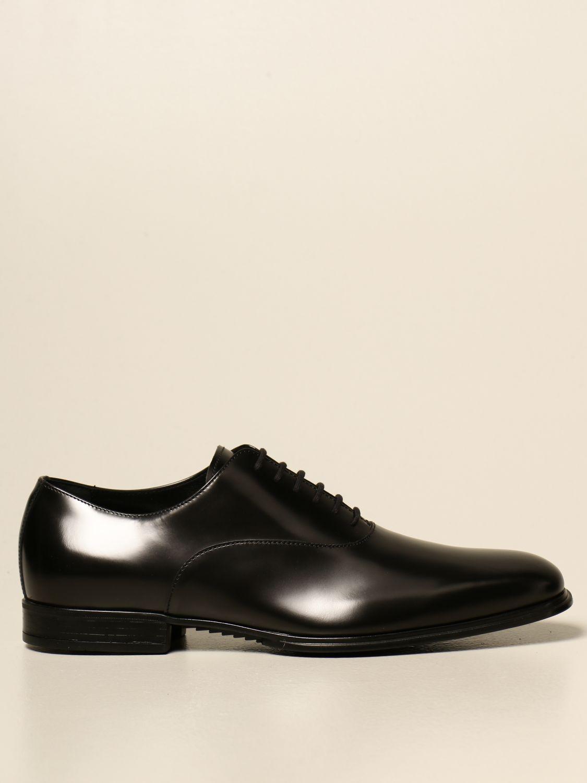 Оксфорды Paciotti: Обувь Мужское Paciotti черный 1