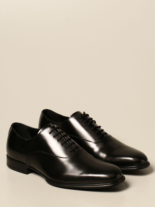 Оксфорды Paciotti: Обувь Мужское Paciotti черный 2