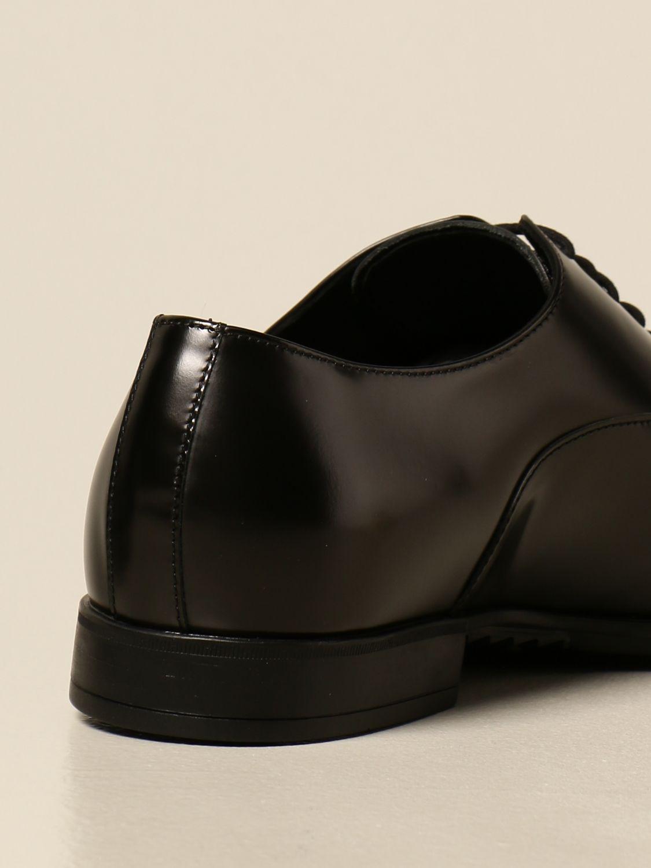 Оксфорды Paciotti: Обувь Мужское Paciotti черный 3