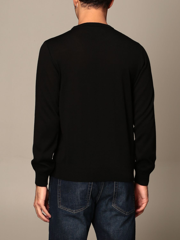 Pullover Paciotti 4Us: Pullover herren Paciotti 4us schwarz 2