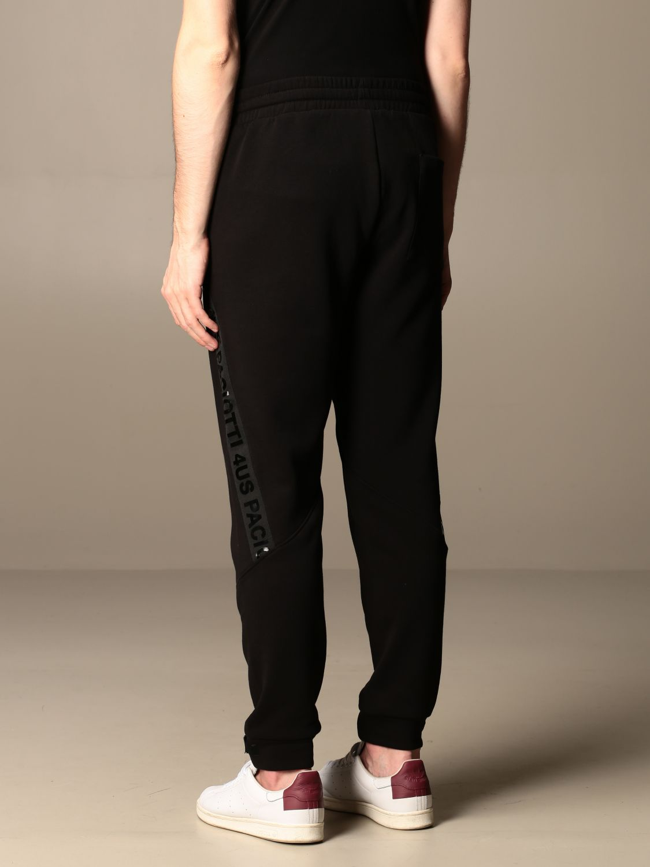 Pantalón Paciotti 4Us: Pantalón hombre Paciotti 4us negro 3