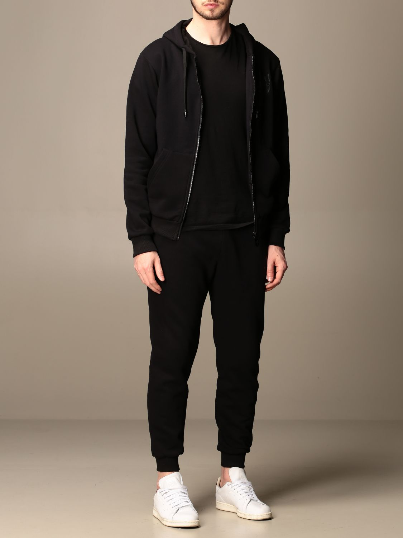 Pantalón Paciotti 4Us: Pantalón hombre Paciotti 4us negro 2