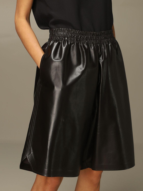 Short Bottega Veneta: Short women Bottega Veneta dark 5