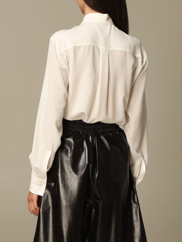Shirt Bottega Veneta: Shirt women Bottega Veneta yellow cream 3