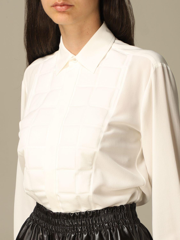 Shirt Bottega Veneta: Shirt women Bottega Veneta yellow cream 5