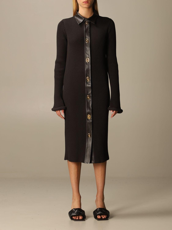 Dress Bottega Veneta: Dress women Bottega Veneta dark 1