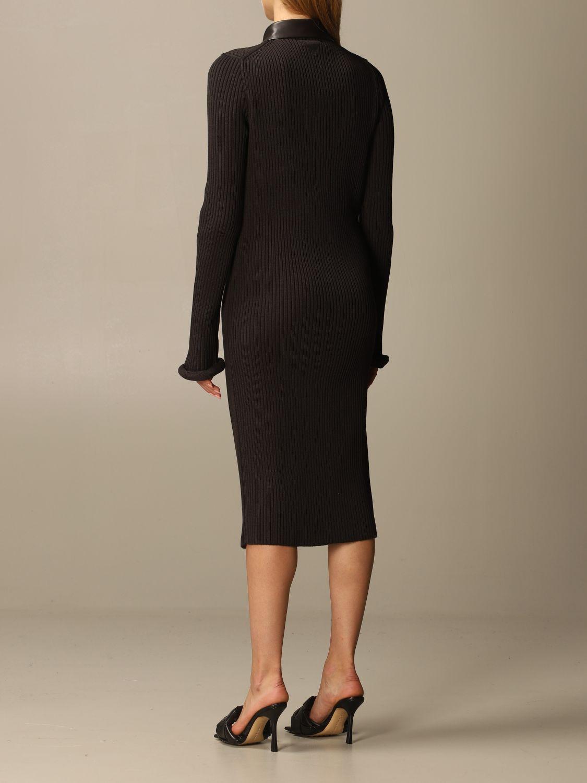 Dress Bottega Veneta: Dress women Bottega Veneta dark 3