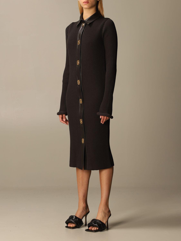 Dress Bottega Veneta: Dress women Bottega Veneta dark 4