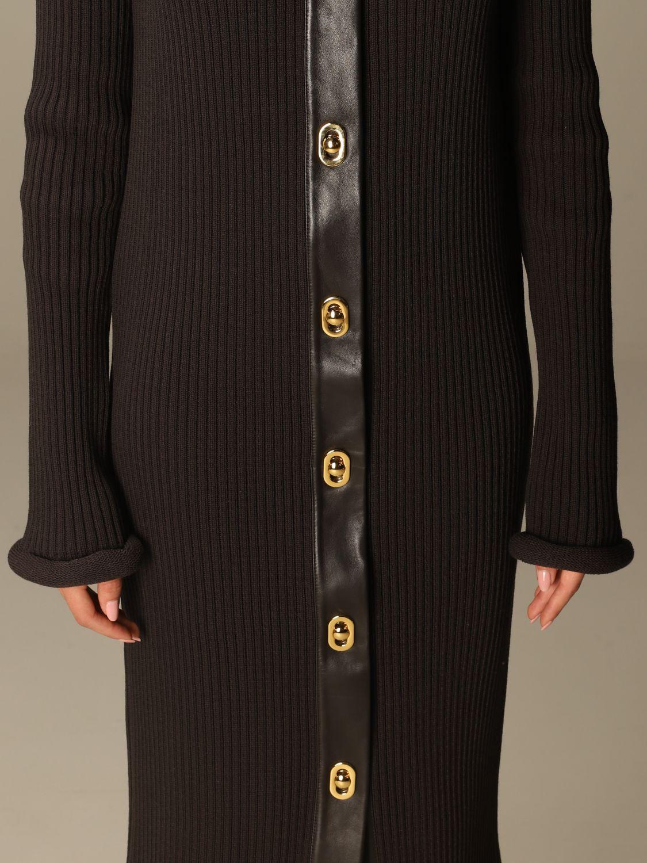 Dress Bottega Veneta: Dress women Bottega Veneta dark 5