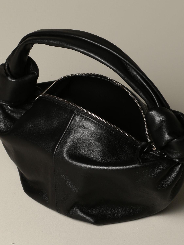 Shoulder bag Bottega Veneta: Shoulder bag women Bottega Veneta black 4