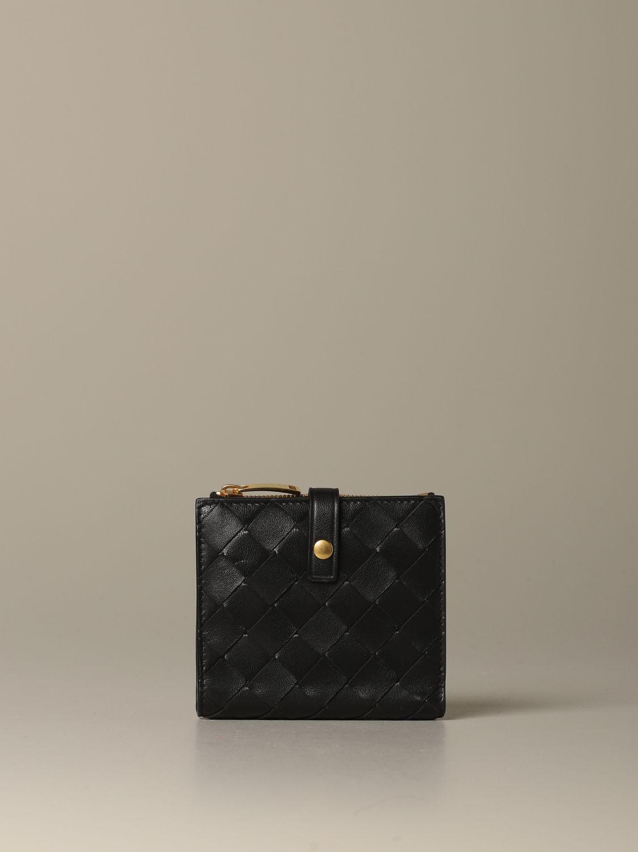 Wallet Bottega Veneta: Wallet women Bottega Veneta green 1