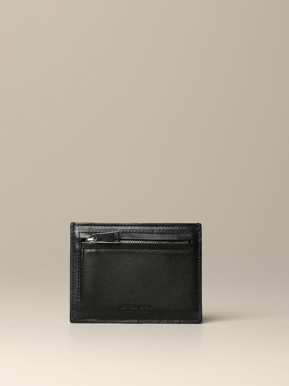 Wallet Bottega Veneta: Wallet women Bottega Veneta black 2