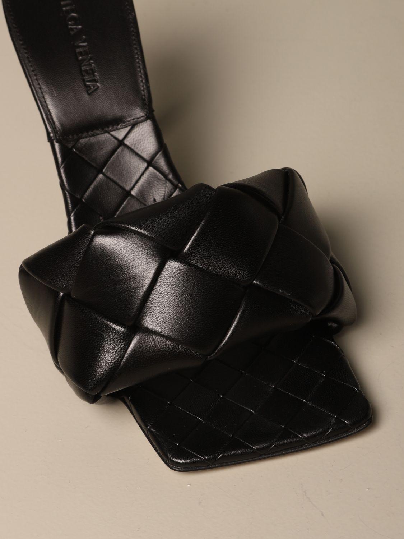 Heeled sandals Bottega Veneta: Shoes women Bottega Veneta black 3