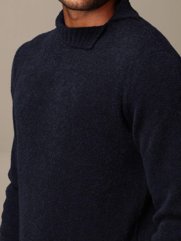 Pull Brooksfield: Pull homme Brooksfield bleu 3