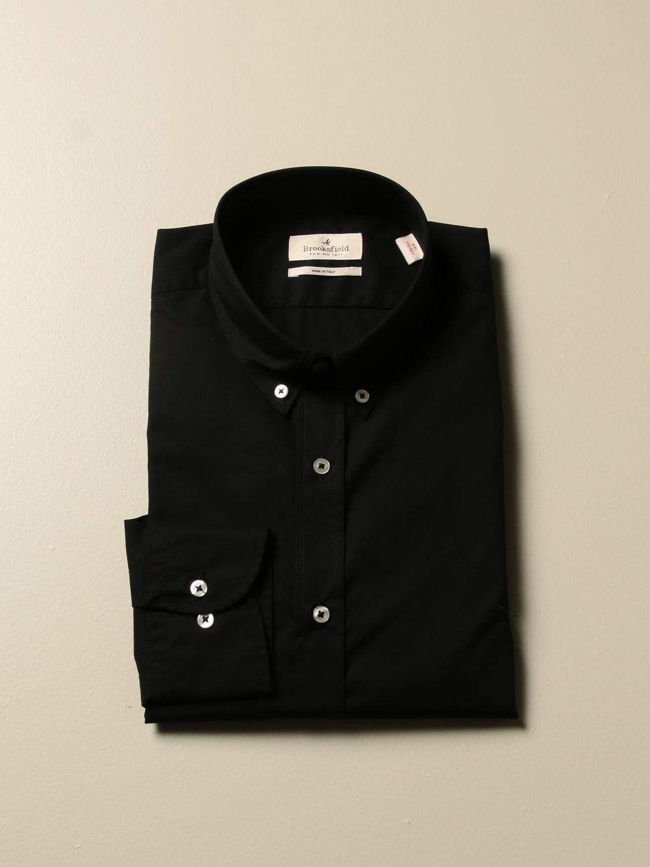 Shirt Brooksfield: Shirt men Brooksfield black 1