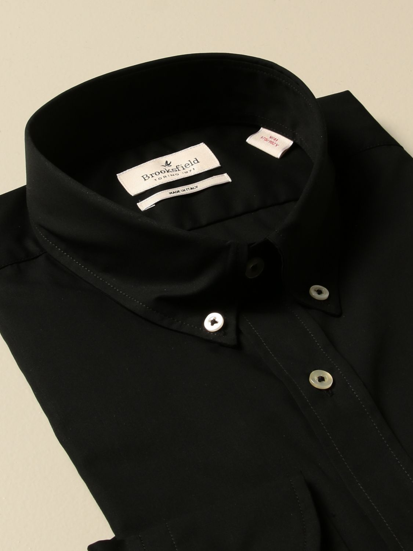 Shirt Brooksfield: Shirt men Brooksfield black 2