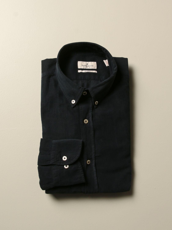 衬衫 Brooksfield: 衬衫 男士 Brooksfield 海军蓝 1