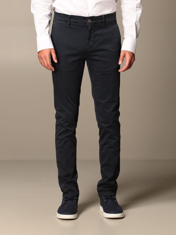 Pantalon Brooksfield: Pantalon homme Brooksfield bleu 1