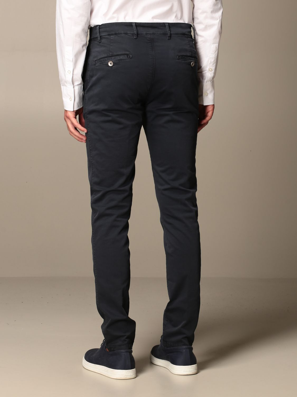 Pantalon Brooksfield: Pantalon homme Brooksfield bleu 2