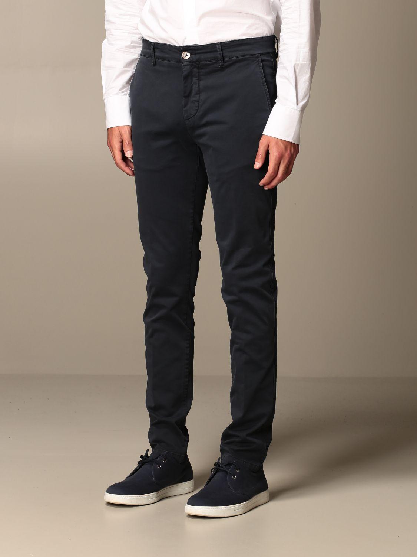 Pantalon Brooksfield: Pantalon homme Brooksfield bleu 3