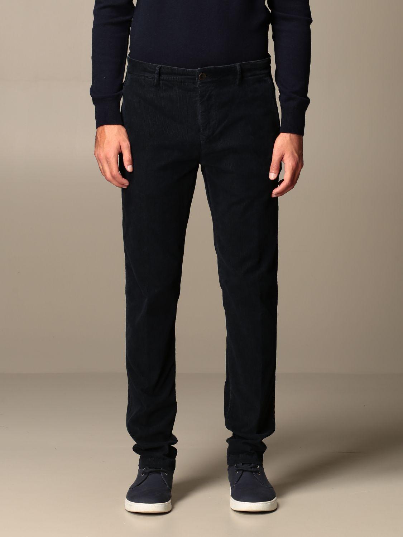 Trousers Brooksfield: Trousers men Brooksfield navy 1