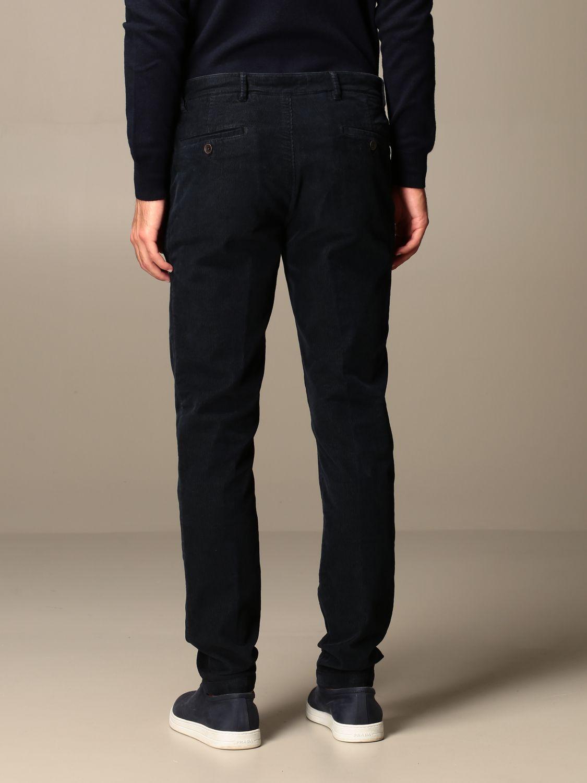 Trousers Brooksfield: Trousers men Brooksfield navy 2