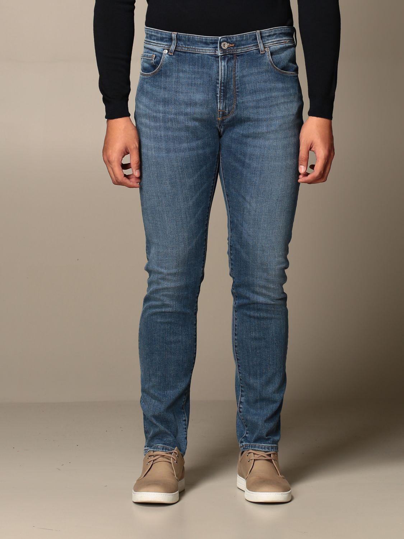 Jeans Brooksfield: Jeans men Brooksfield stone washed 1