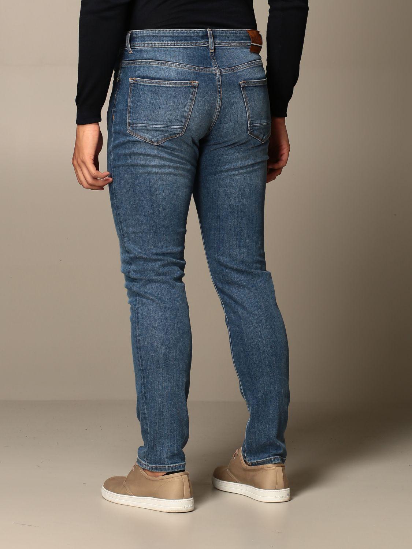 Jeans Brooksfield: Jeans men Brooksfield stone washed 2