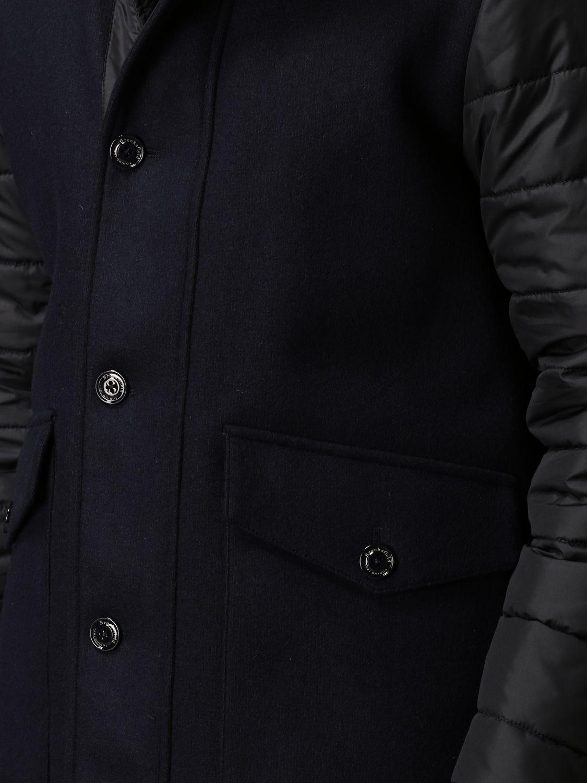 Jacket Brooksfield: Jacket men Brooksfield blue 5