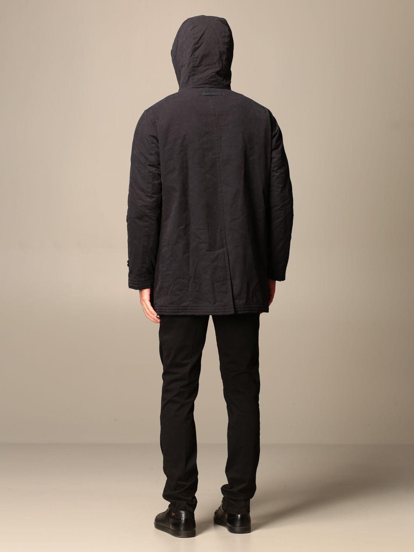 Jacket Brooksfield: Jacket men Brooksfield blue 3