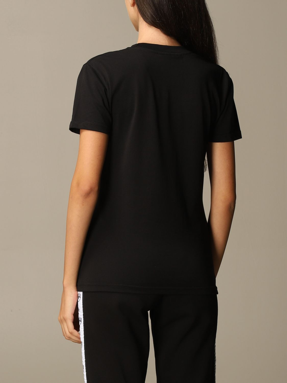 Camiseta Chiara Ferragni: Camiseta mujer Chiara Ferragni negro 2