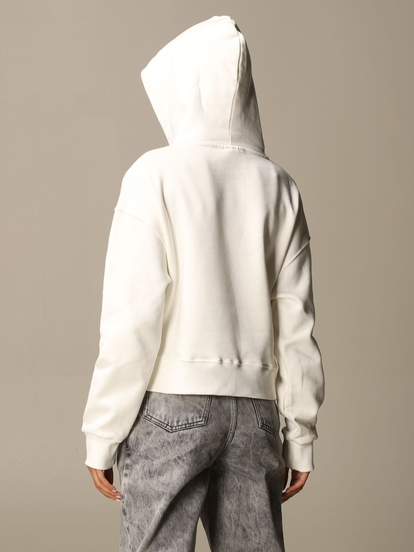 Sweatshirt Chiara Ferragni: Sweatshirt women Chiara Ferragni white 3