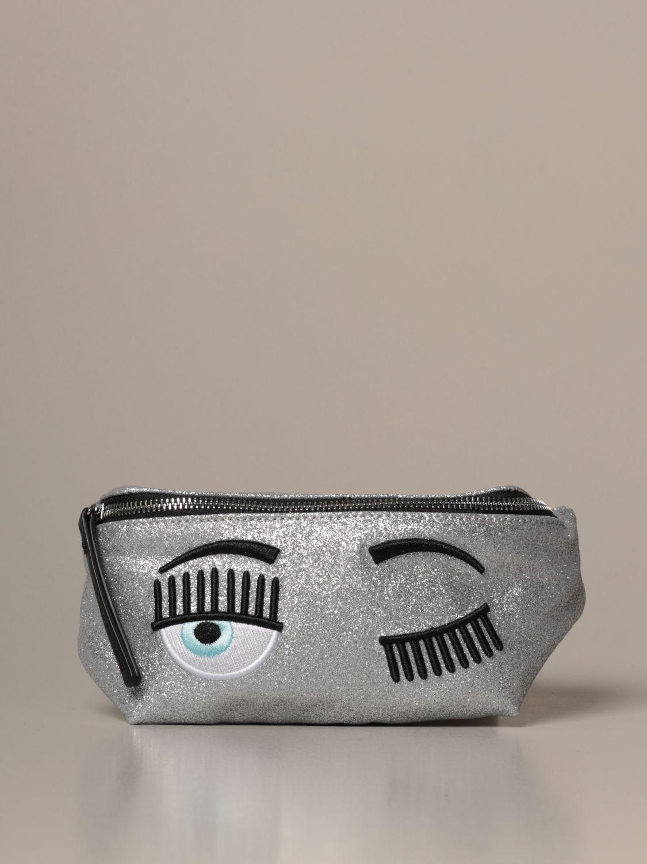 Belt bag Chiara Ferragni: Shoulder bag women Chiara Ferragni silver 1
