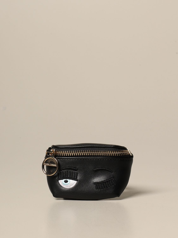 Mini bag Chiara Ferragni: Shoulder bag women Chiara Ferragni black 1