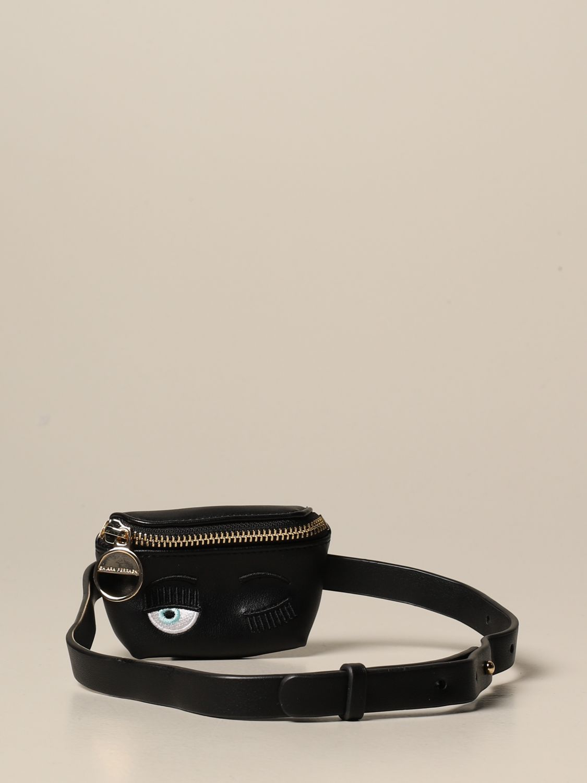 Mini bag Chiara Ferragni: Shoulder bag women Chiara Ferragni black 3