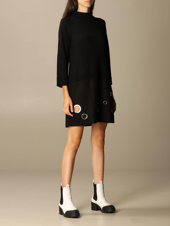 Dress Boutique Moschino: Dress women Boutique Moschino black 1