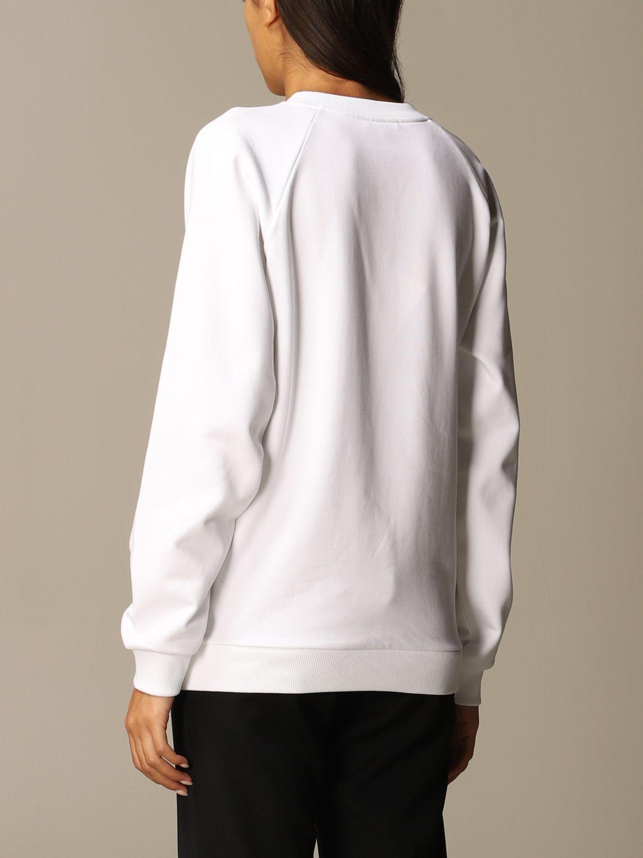 Sweatshirt Balmain: Sweatshirt women Balmain white 3