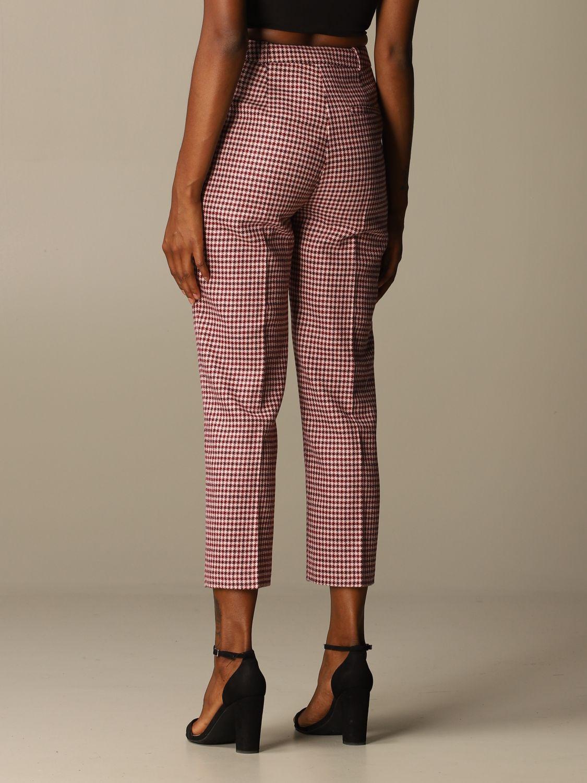 Trousers Be Blumarine: Trousers women Be Blumarine pink 3