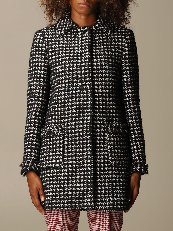 Coat Be Blumarine: Coat women Be Blumarine black 1