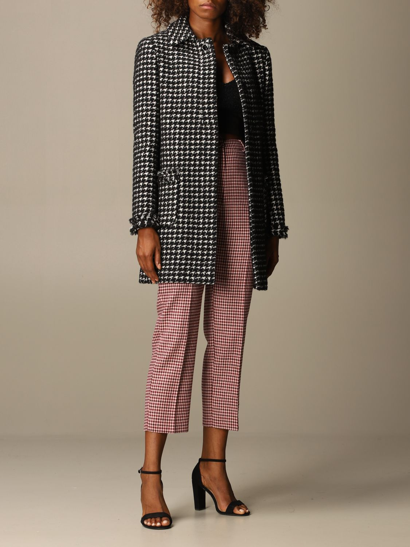 Coat Be Blumarine: Coat women Be Blumarine black 2